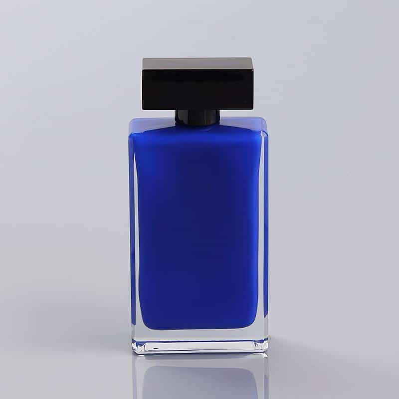 Painting Coating Inside Perfumes Empty Glass Bottles