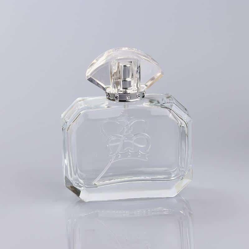 100ml Crystal Diamond Perfume Bottle